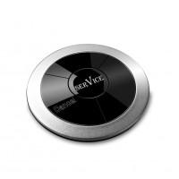 Кнопка вызова с функцией отмены RU-1 (серебро)