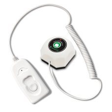 Кнопка вызова со шнуром RU-8 (белый)