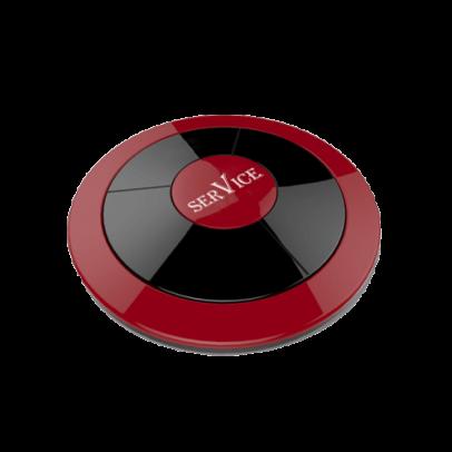 Кнопка вызова RU-1 (вишня)