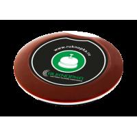 Кнопка вызова RU-5 (вишня)