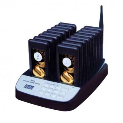 Система оповещения клиентов RU-22