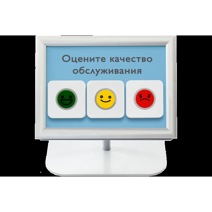 Система оценки качества обслуживания